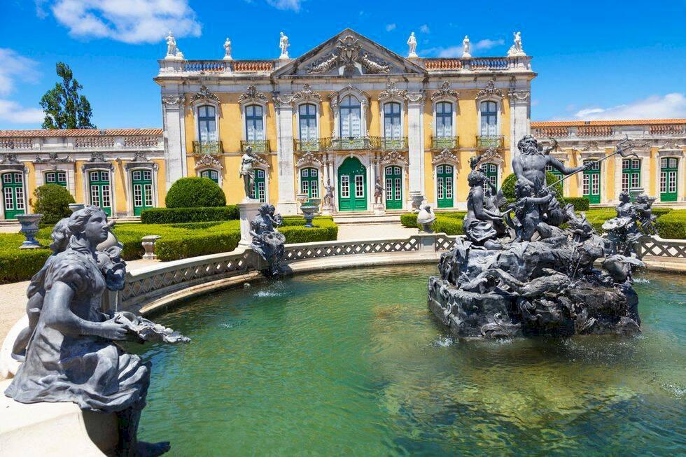 6 dagsutflykter från Lissabon