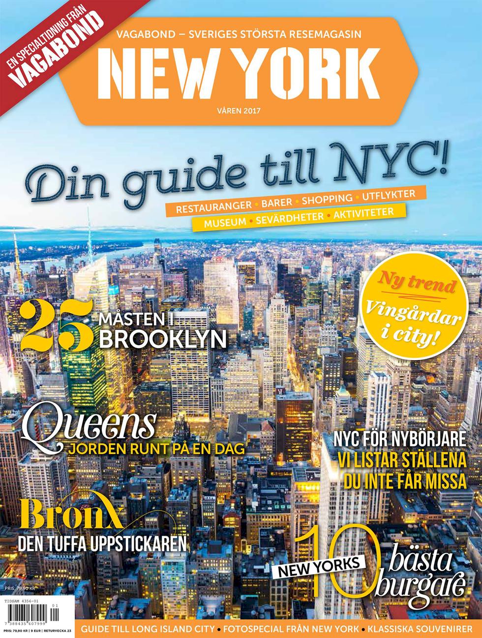 Tur & Retur 8: Lågsäsongsfynd, Airbnb & New Yorks hemliga kvarter