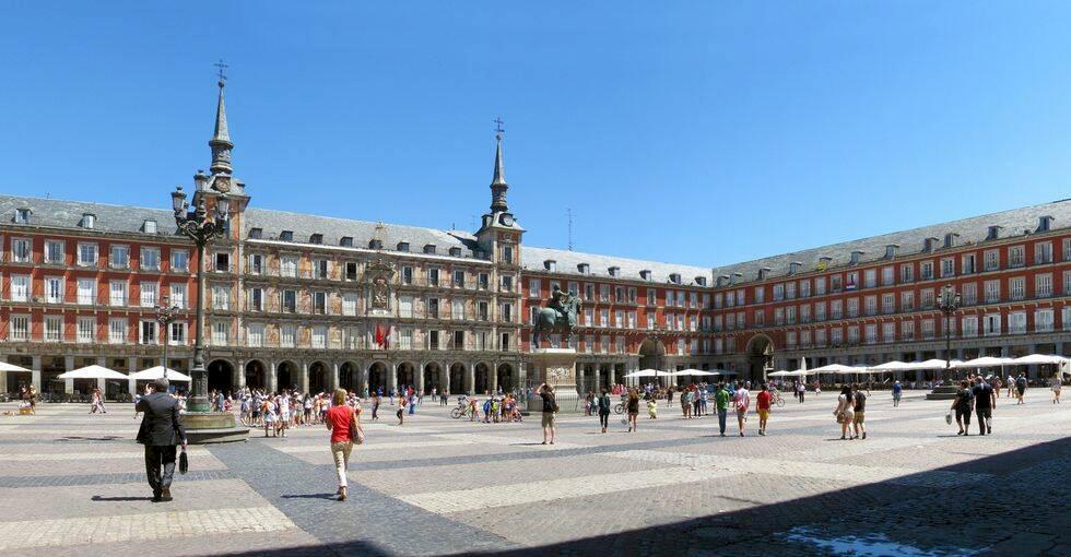 Elva måsten i Madrid – här är hela listan