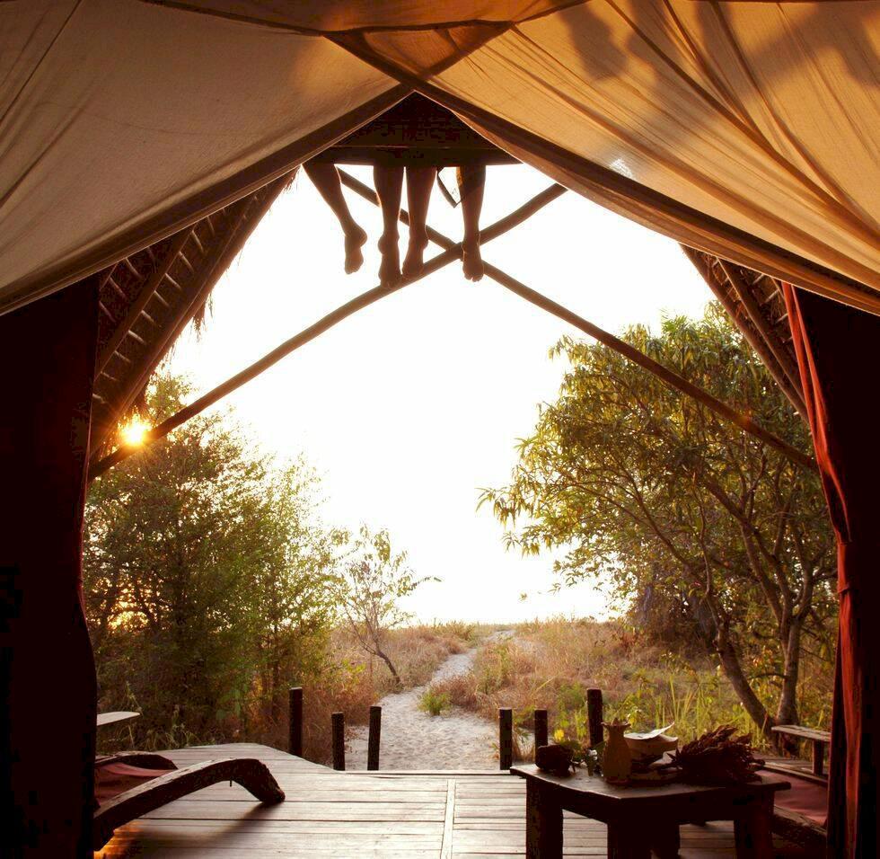 Vildmark de luxe – 10 glamorösa campingställen världen över
