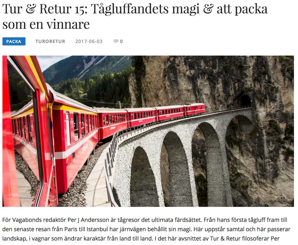 Tåg snabbare än flyg – jo, det är sant!