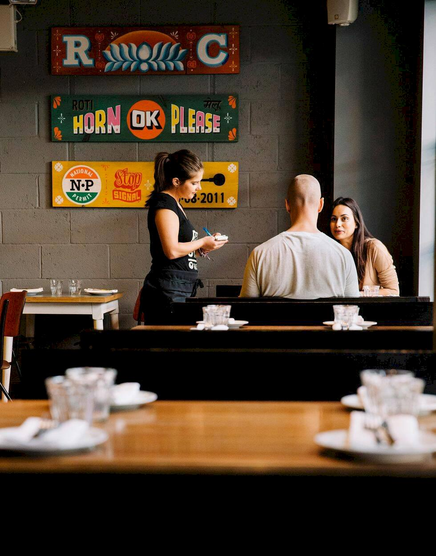 Londons bästa indiska restauranger