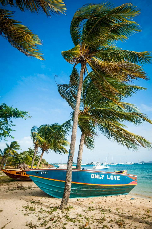 Karibien: Kasta loss, sätt segel och kryssa mellan öarna