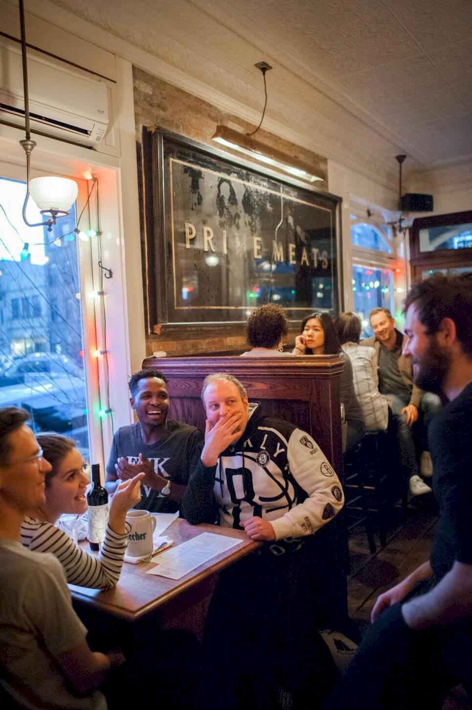 New York: 25 måsten i Brooklyn