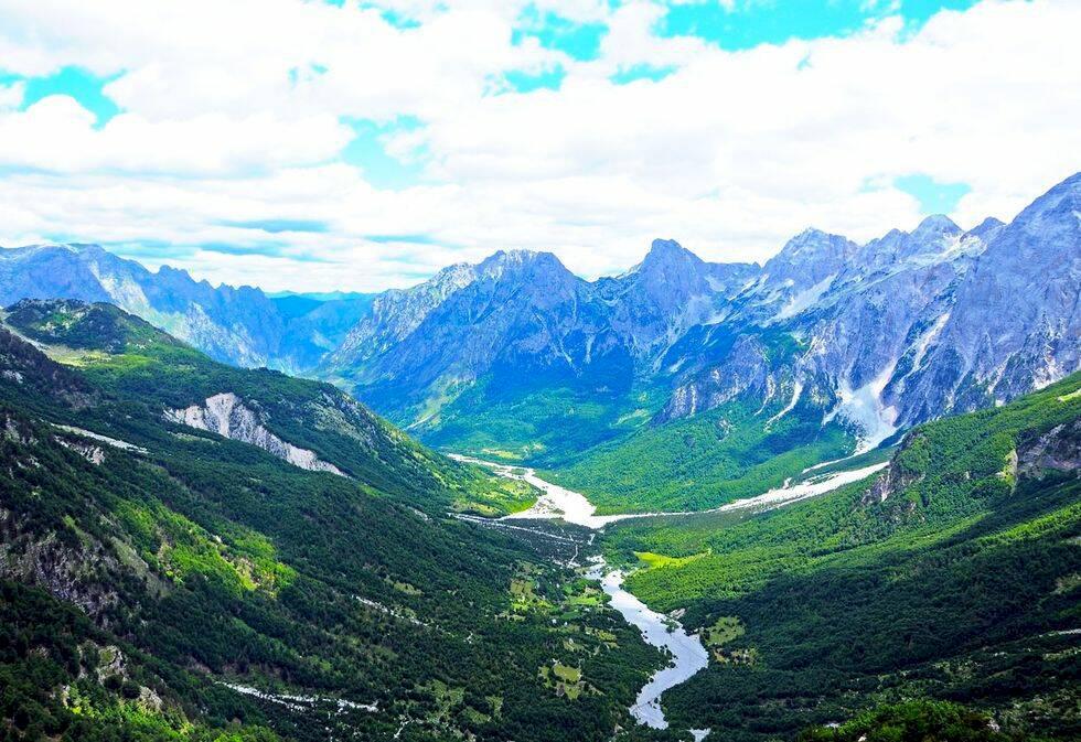 13 vackra platser att besöka i Albanien