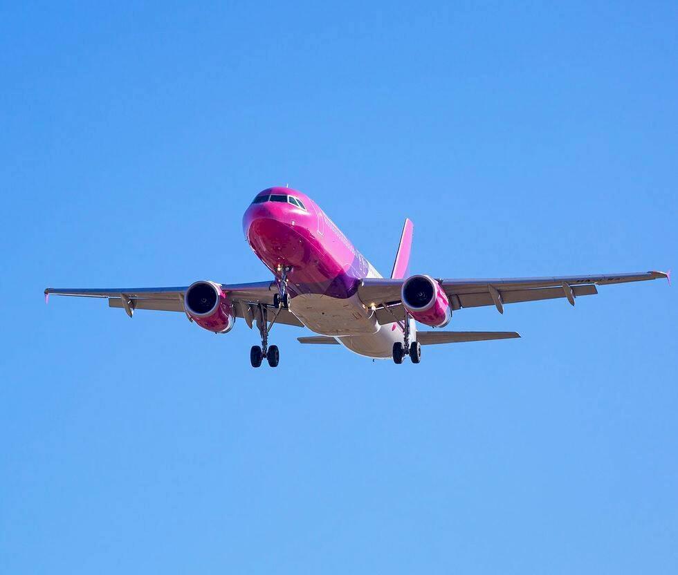 Wizz Air lanserar ny flyglinje mellan Malmö och Iasi