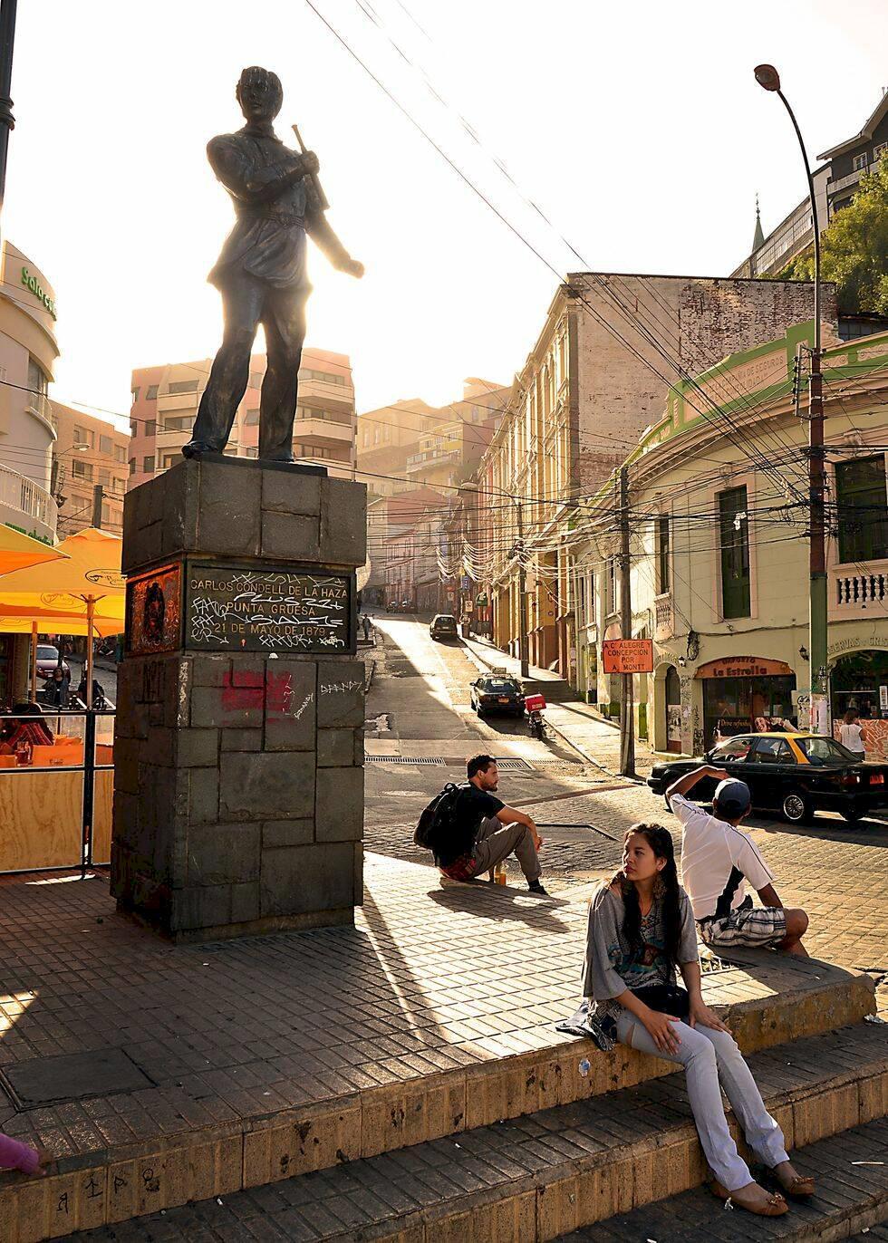 Chile – en resa genom världens mest avlånga land