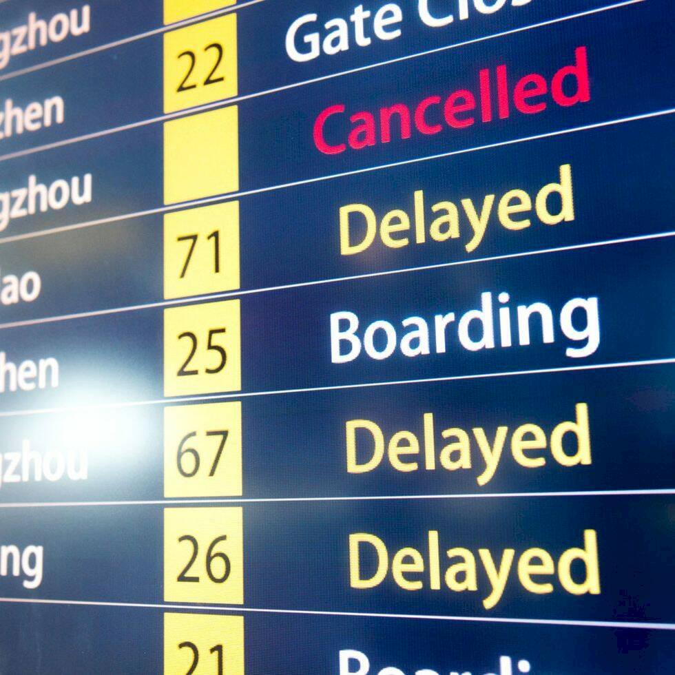 6 myter om dina rättigheter vid flygförseningar
