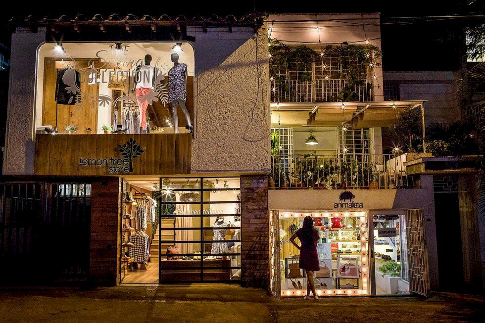 Colombia: Nytändning för Medellín