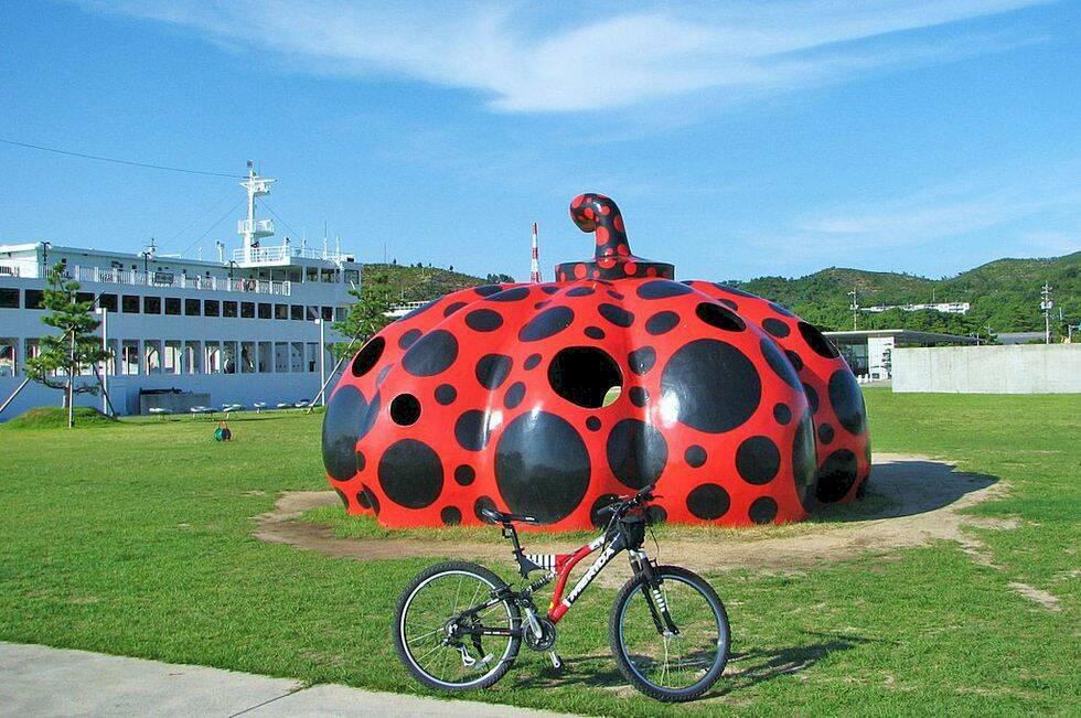 Naoshima – Japans okända konst-ö