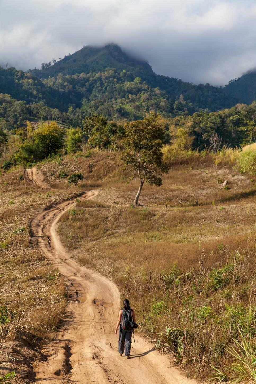 Mae Hong Son & Pai: Vandring i Thailands vilda nord