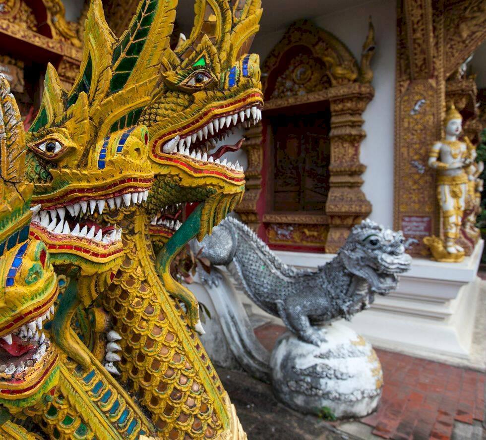Guide: Vandra i norra Thailand