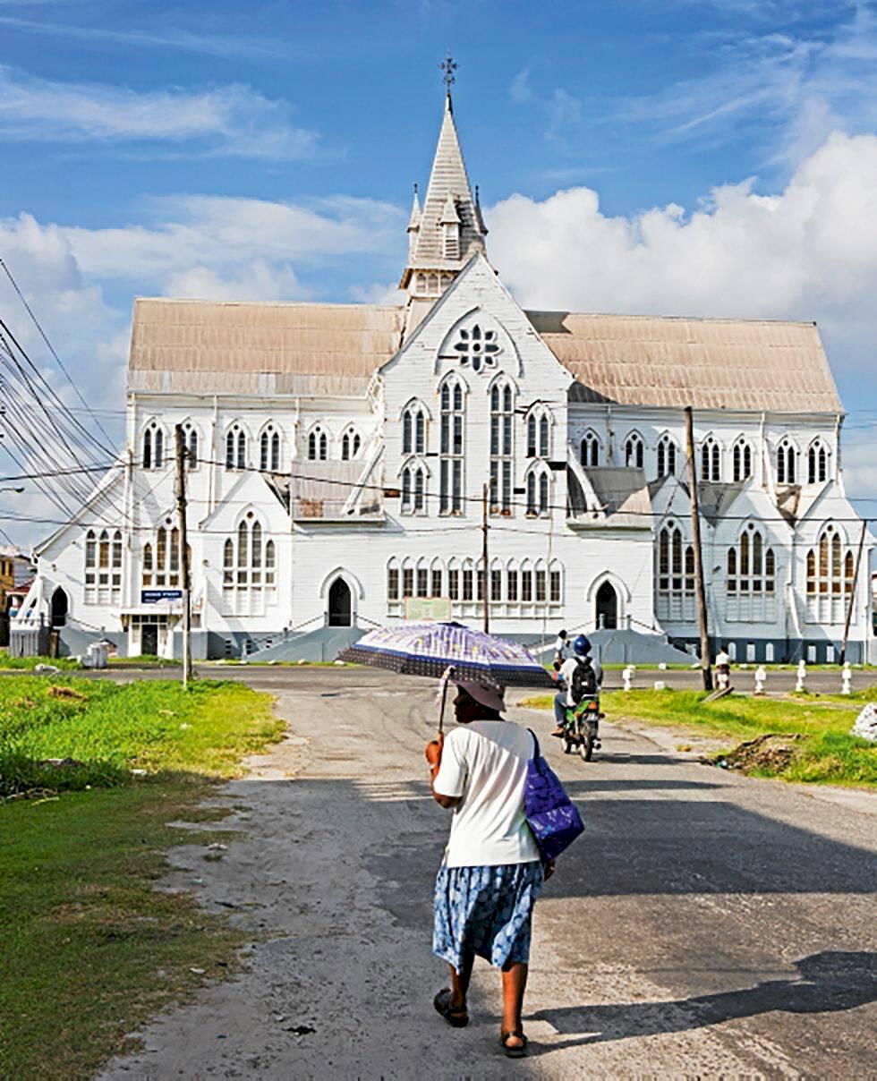 Guide: Guyana