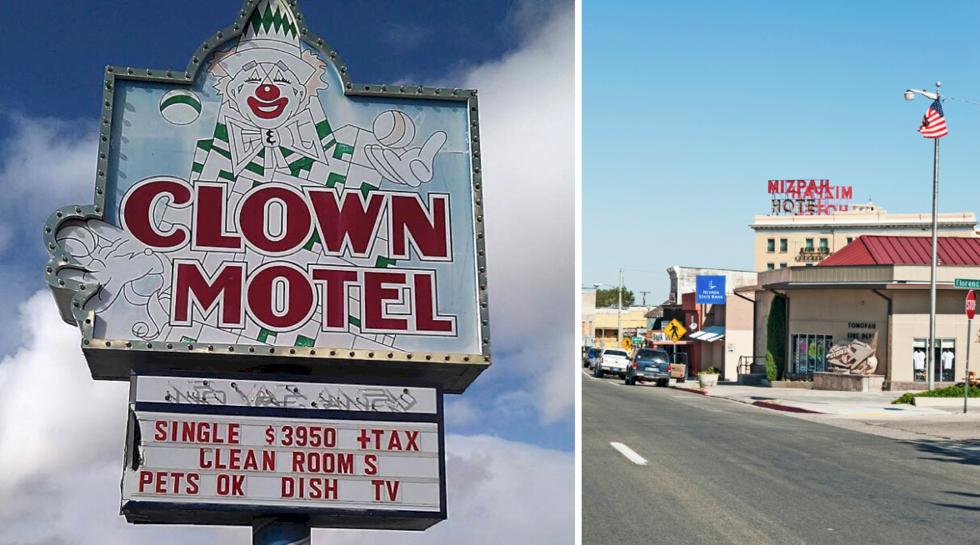 3 destinationer som du INTE ska besöka om du fobi för clowner