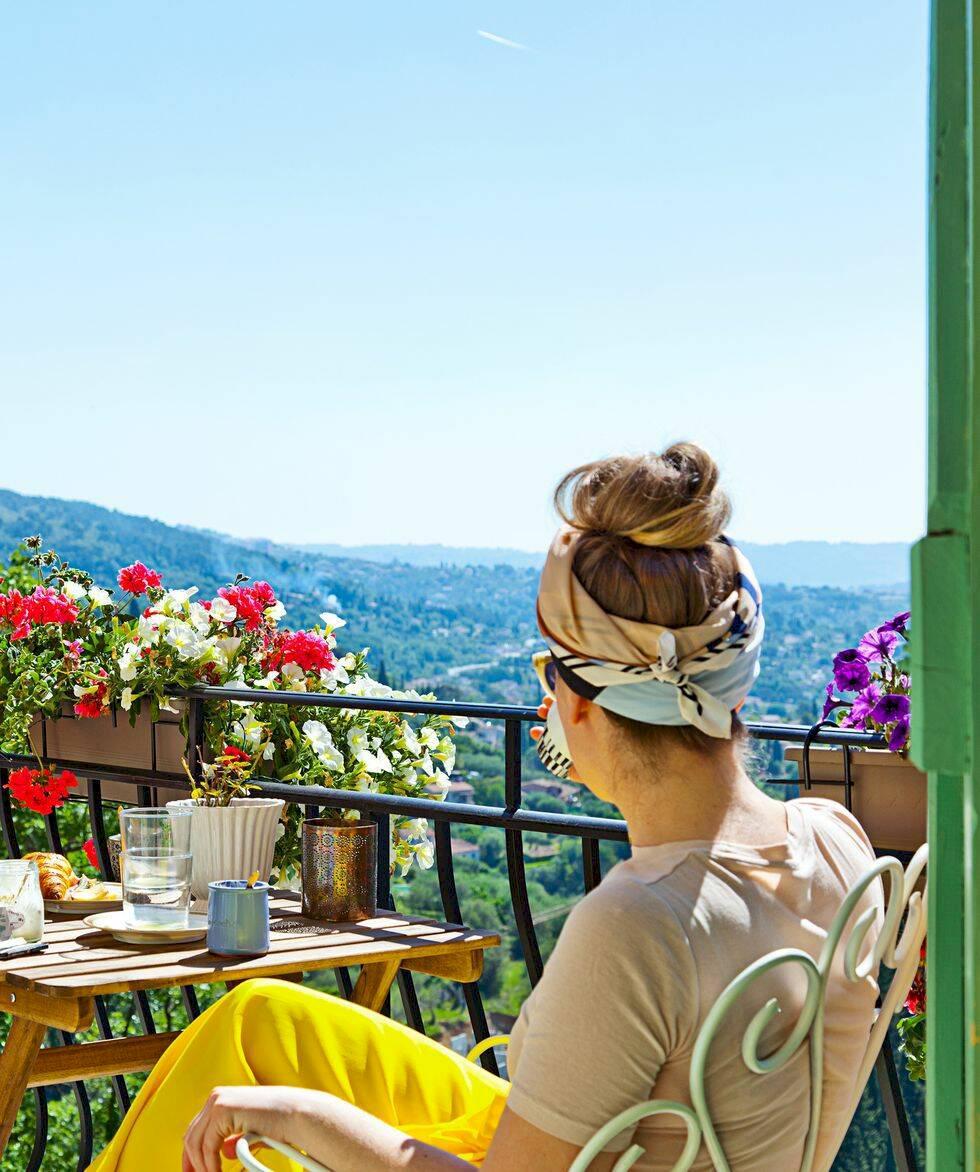 Lisa och Niclas förverkligade drömmen om ett pensionat i Provence