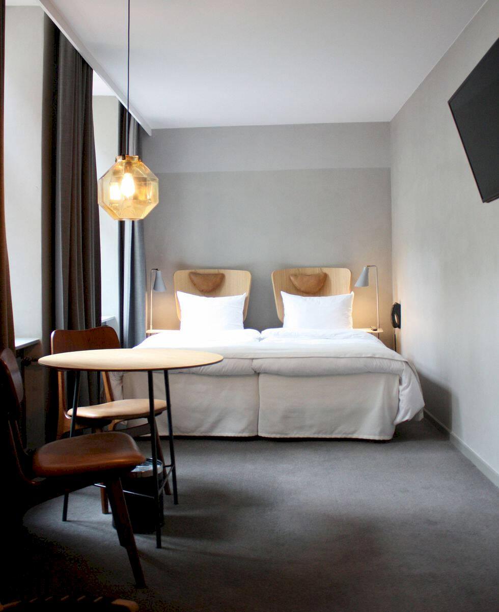 Topp 5: Lyxiga hotell i Köpenhamn som inte ruinerar dig