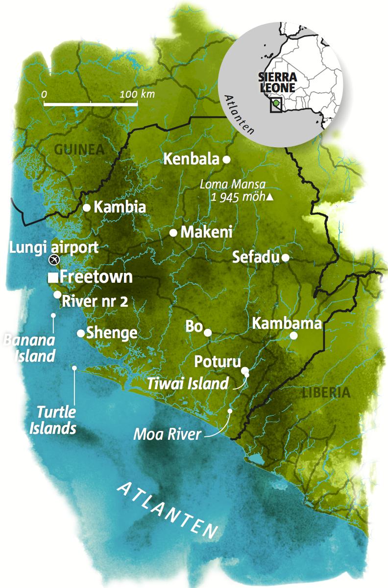 Guide: Sierra Leone