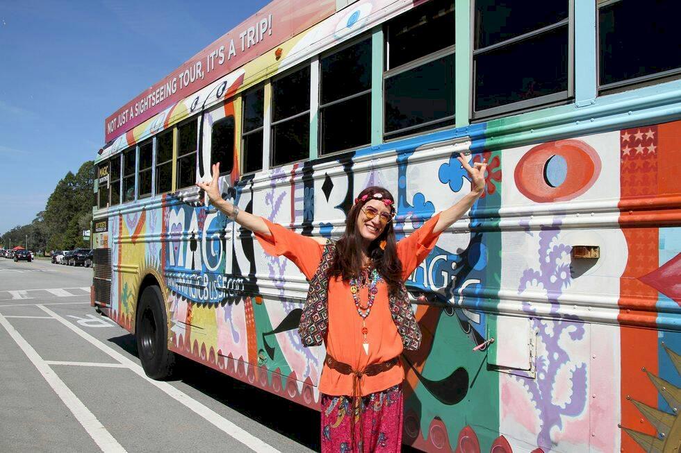 San Francisco – i fotspåren av Summer of Love