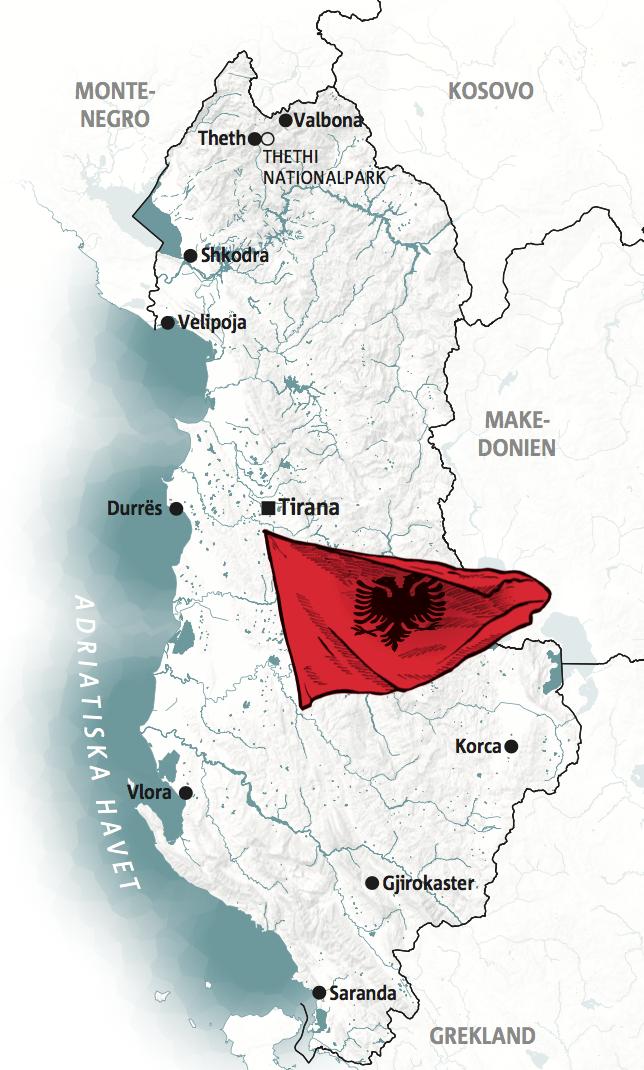 Guide: Albanien