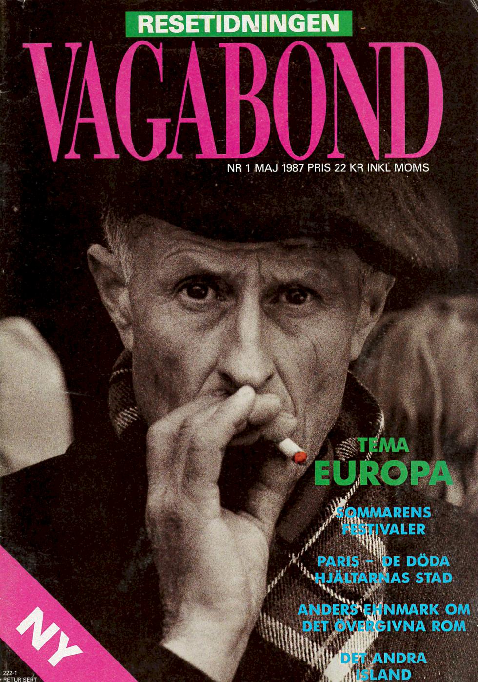Vagabond firar 30 år: Här är tidningsomslagen vi aldrig glömmer