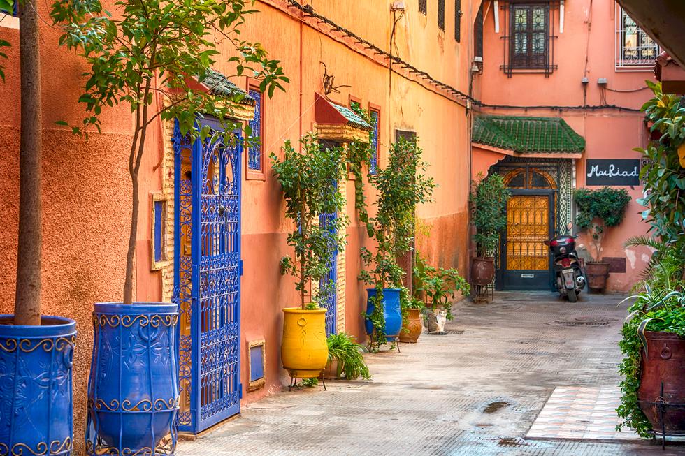 10 härliga städer för en weekendresa i höst