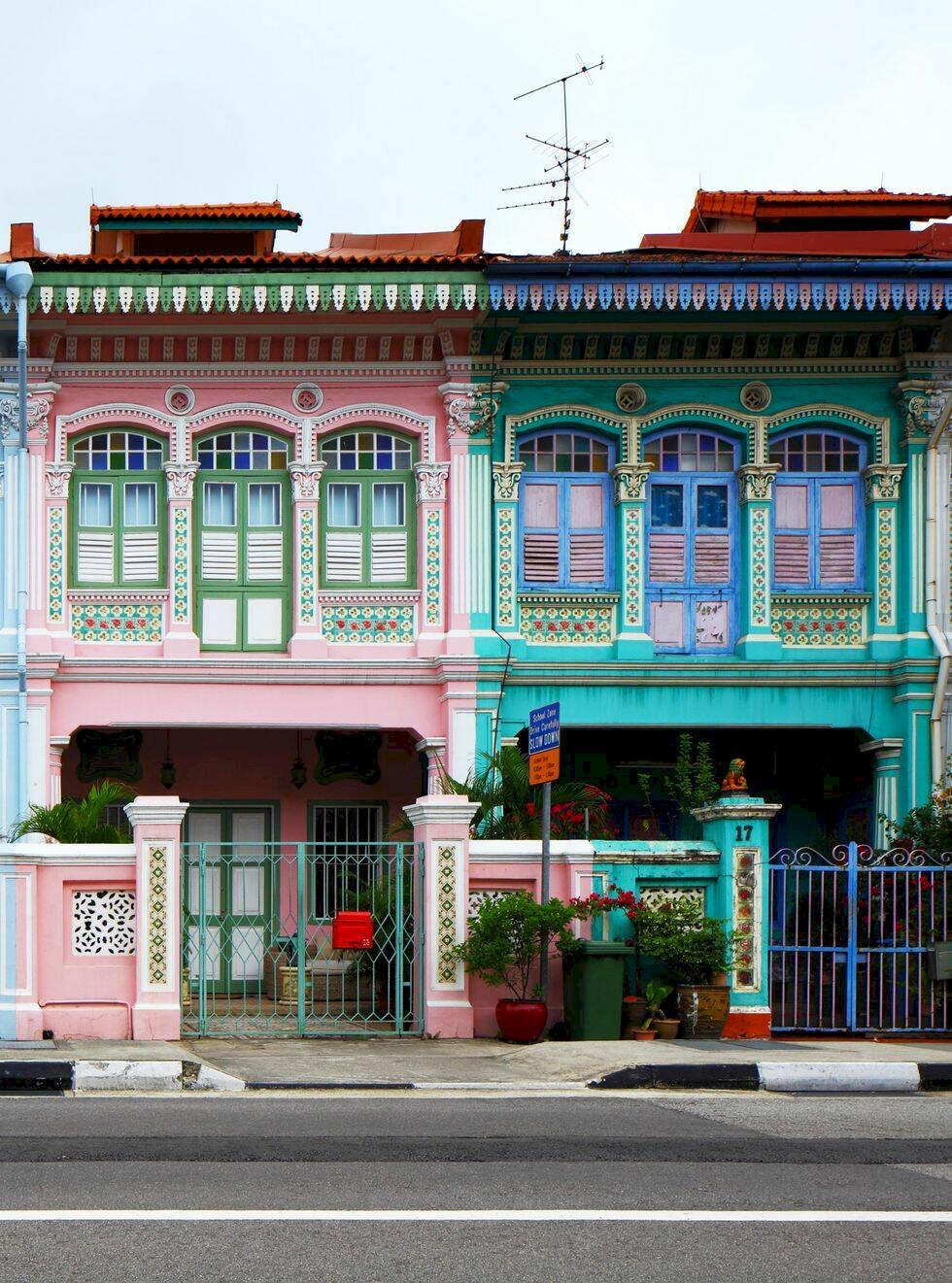 Singapore – 9 favoriter du inte får missa i kontrasternas stad