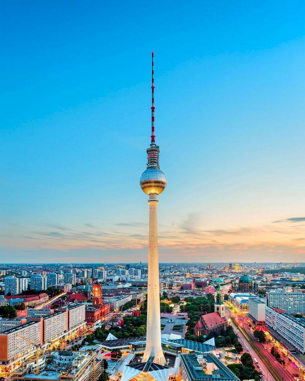 Redaktionens favoriter: Okända platsen ger dig Berlins bästa utsikt
