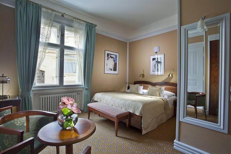 Hotellguide Prag – 5 bästa lyxhotell