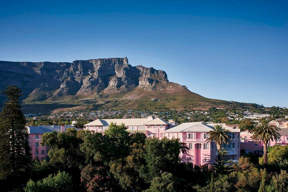 Hotell i Kapstaden – vi guidar till bästa kvarteren i Mother City