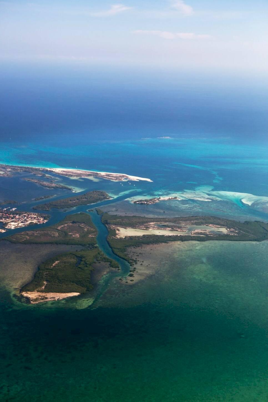 Kuba: Sköldpaddornas paradis Cayo Largo
