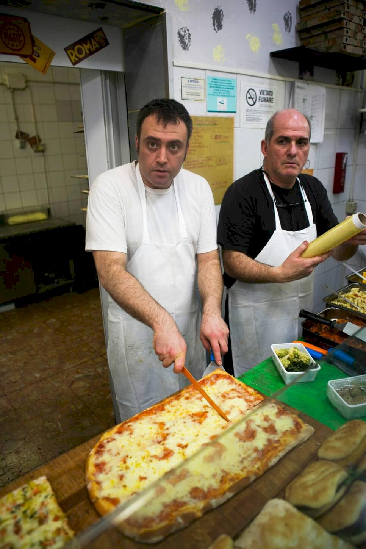 13 måsten i Testaccio – Roms kulinariska stadsdel