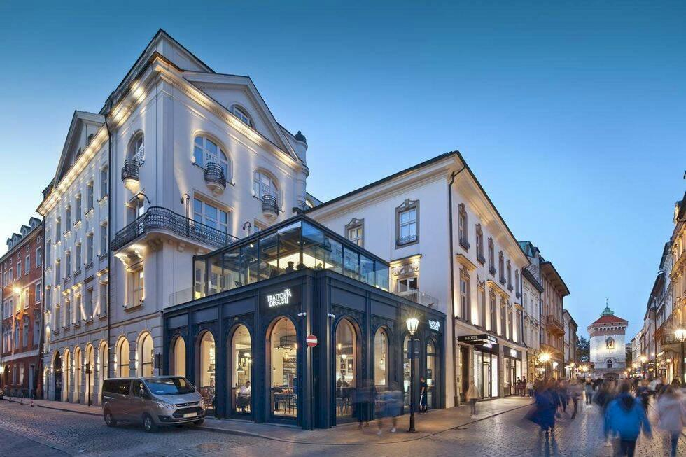 Krakows bästa lyxhotell