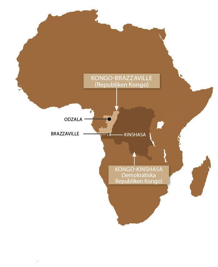 Guide: Kongo-Brazzaville – Afrikas största regnskog