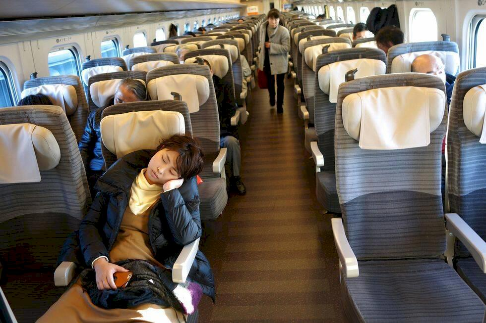 Guide: Tågresa i Japan