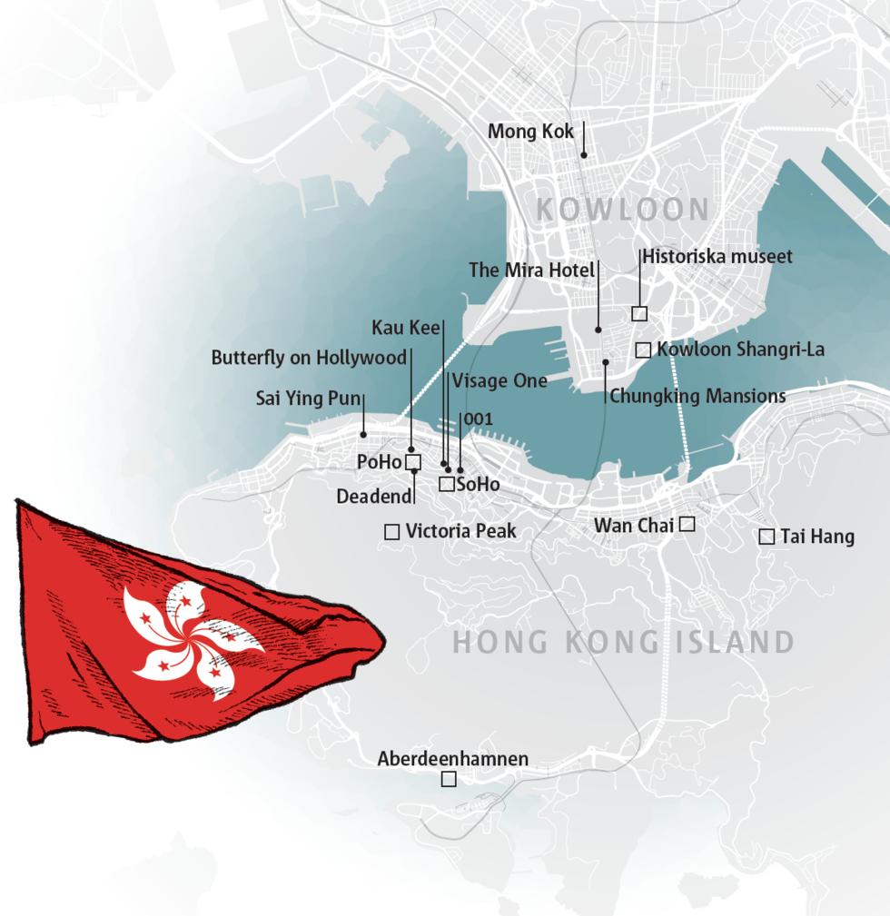Guide: Hongkong