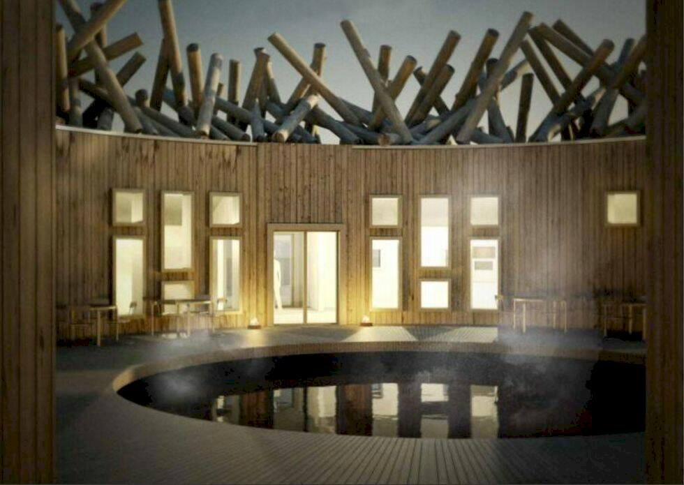 Sverige får nytt spa-hotell – som flyter på vattnet
