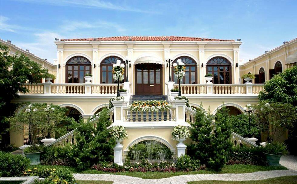 4 charmiga hotell i Bangkok under tusenlappen