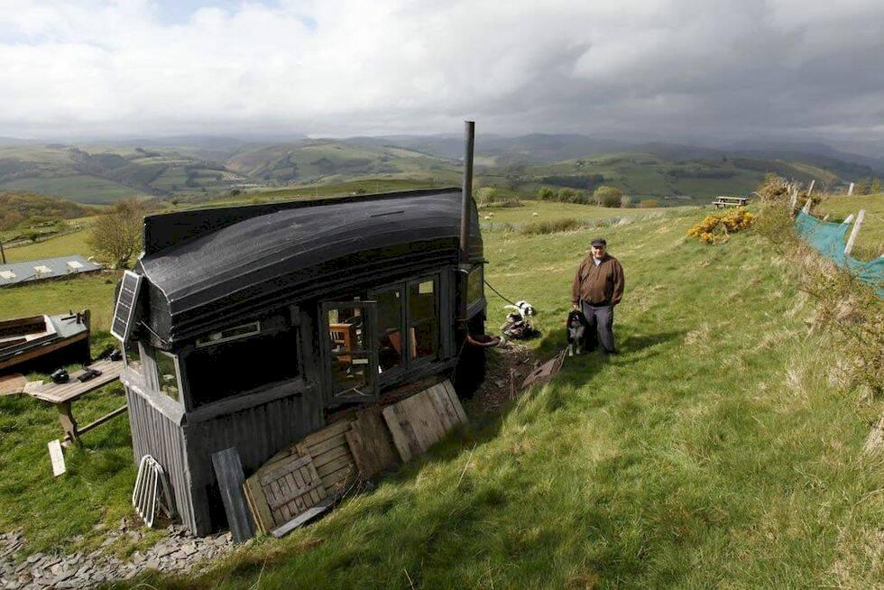 6 unika boenden på Brittiska öarna som du kan hyra via Airbnb