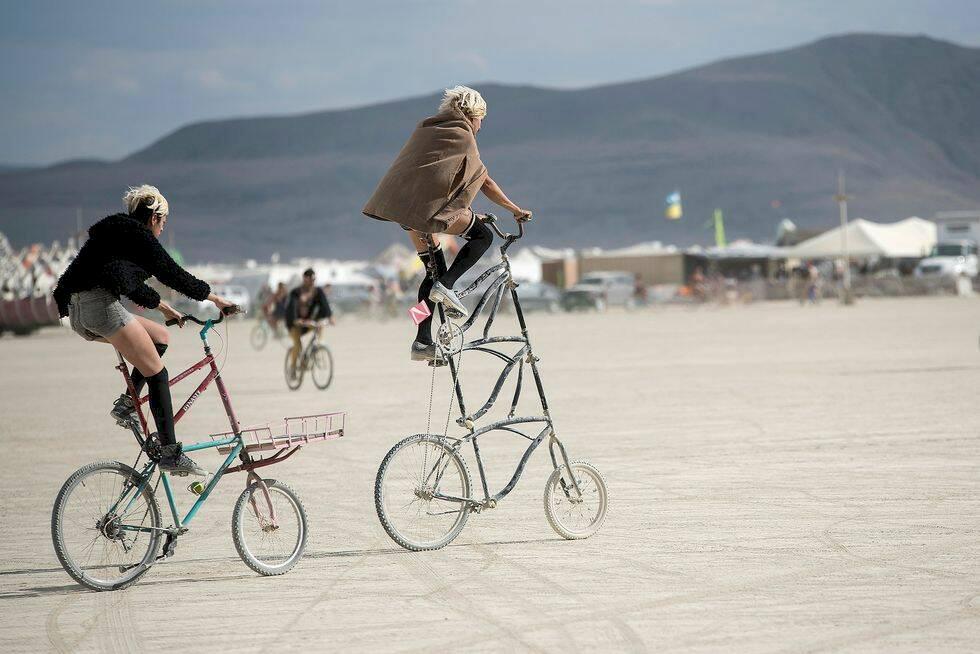 Burning Man i bilder – världens vildaste festival
