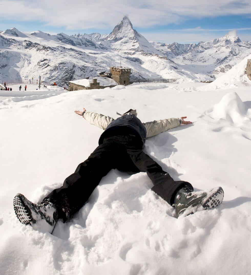 6 platser där du kan kombinera skidåkning med soliga stränder