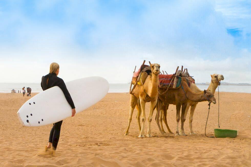 Vart ska man åka utomlands i mars? 10 härliga resmål
