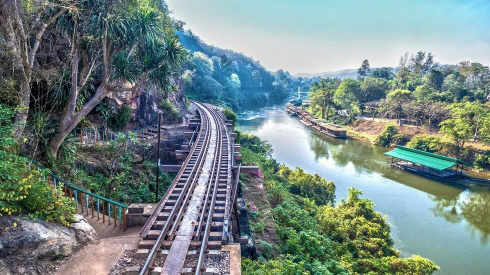 Thai Express – res med stil genom Thailand