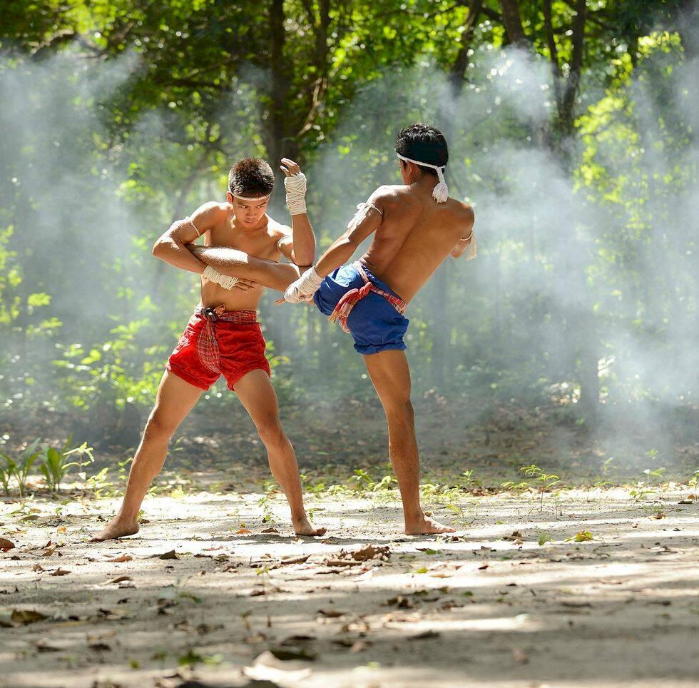 Sportig semester – 10 roliga aktiviteter i Thailand