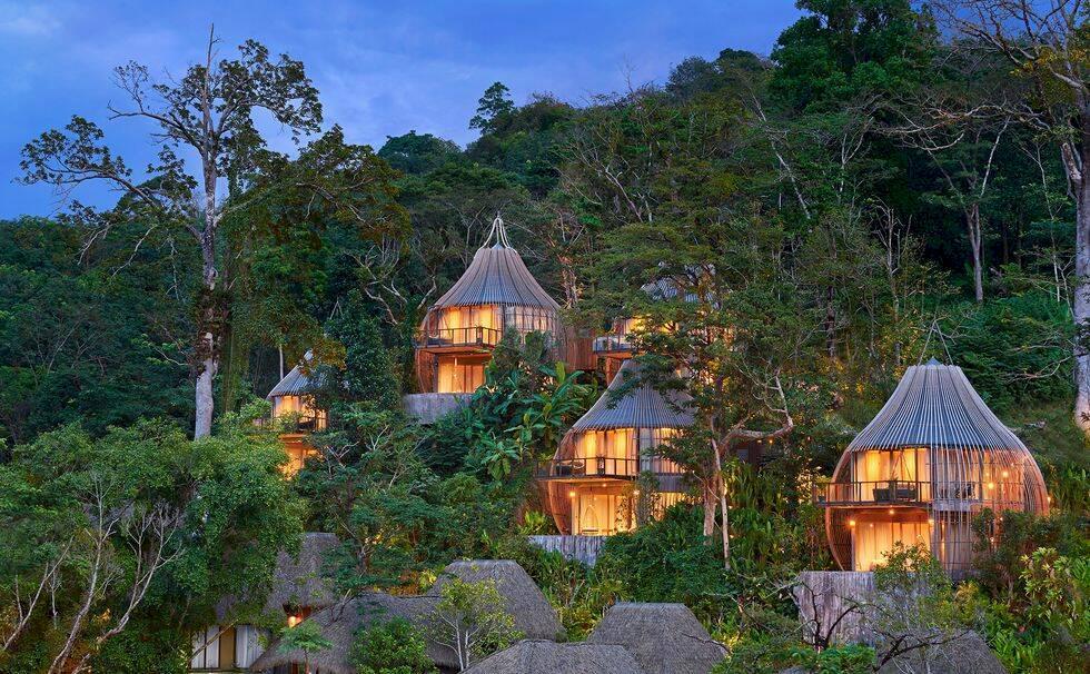 10 häpnadsväckande trädhotell – bo mitt i naturen