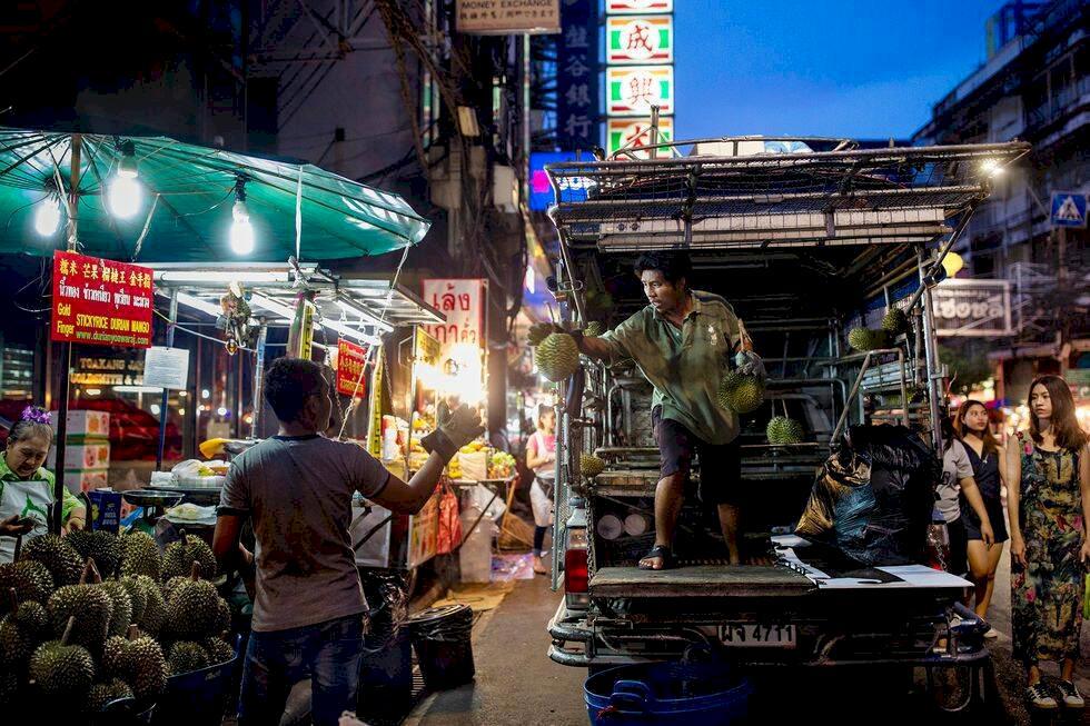 Bangkok: Stor guide till bästa maten