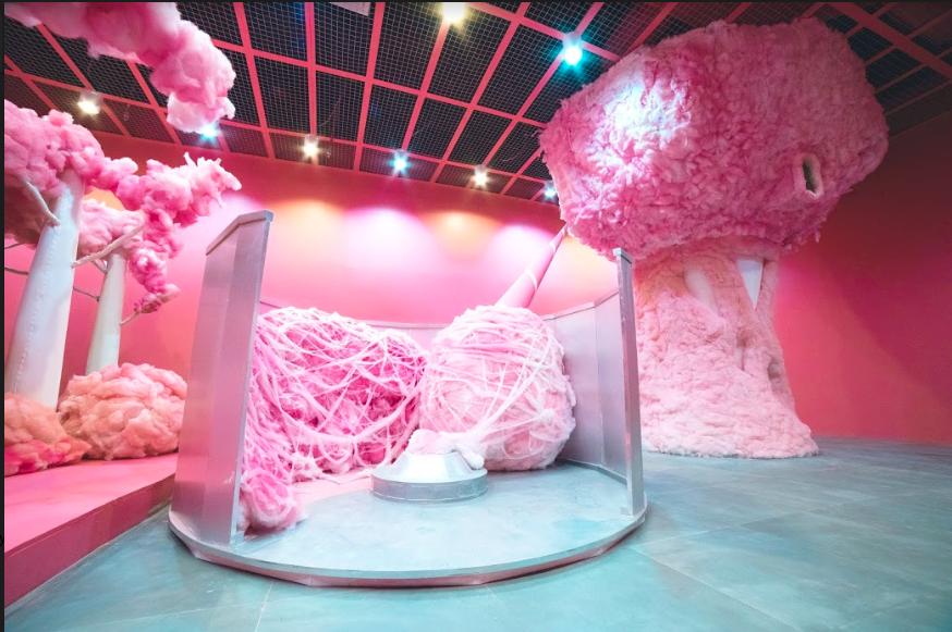 Fantasifulla museet i Filippinerna – ett himmelrike för godisgrisar