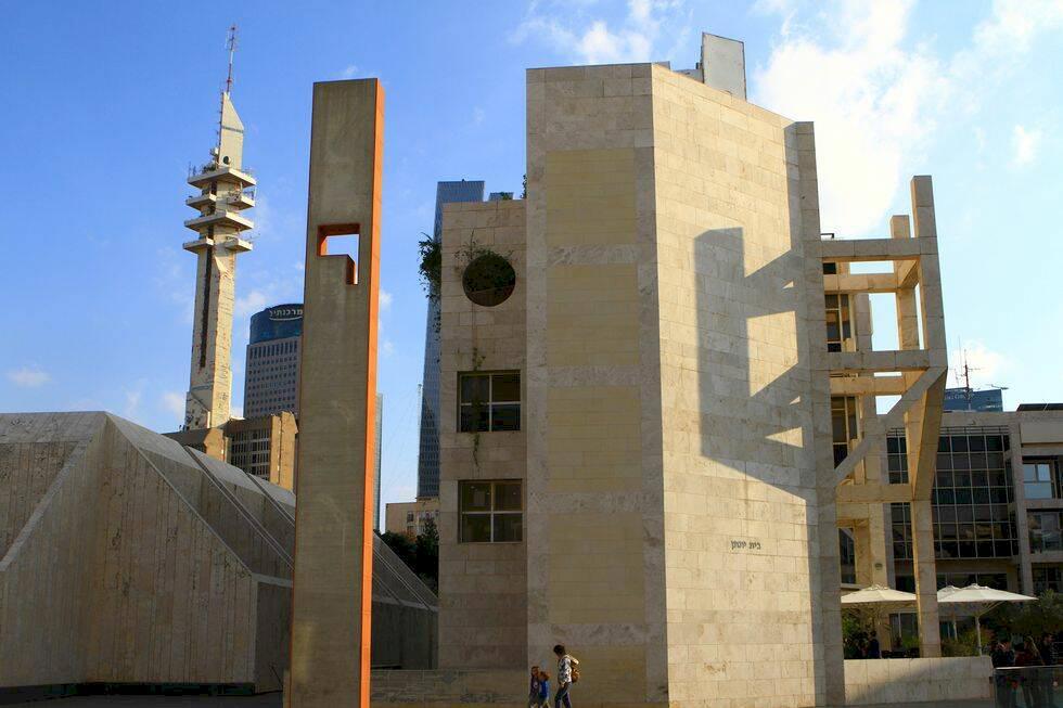 20 måsten i trendiga Tel Aviv