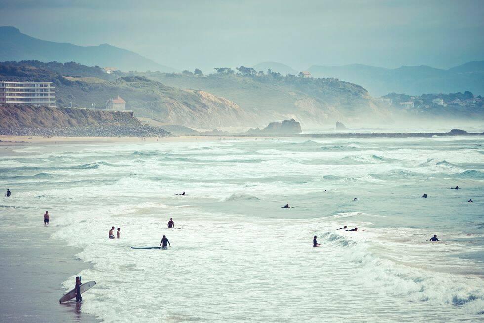 10 roliga träningsresor – från surfing till swimrun