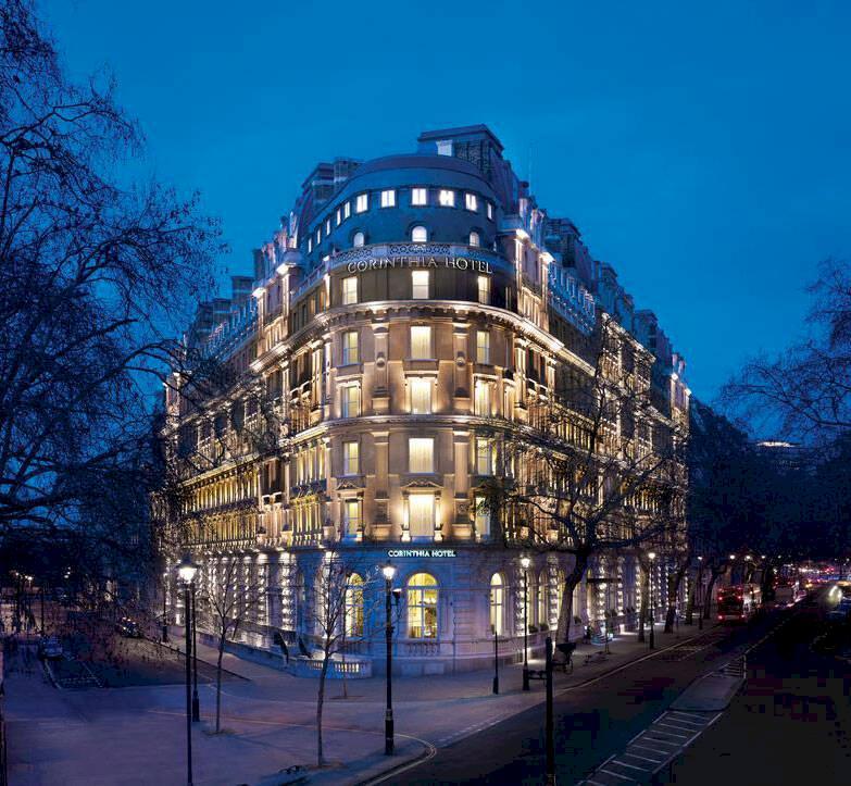 Londons bästa lyxhotell – 3 favoriter