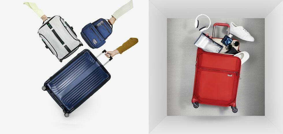 Jobb eller semester – så väljer du rätt väska till resan